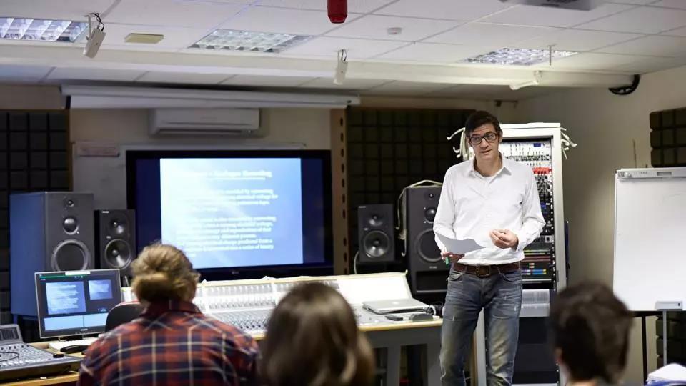 西伦敦大学 - 伦敦音乐学院 | 音乐管理专业