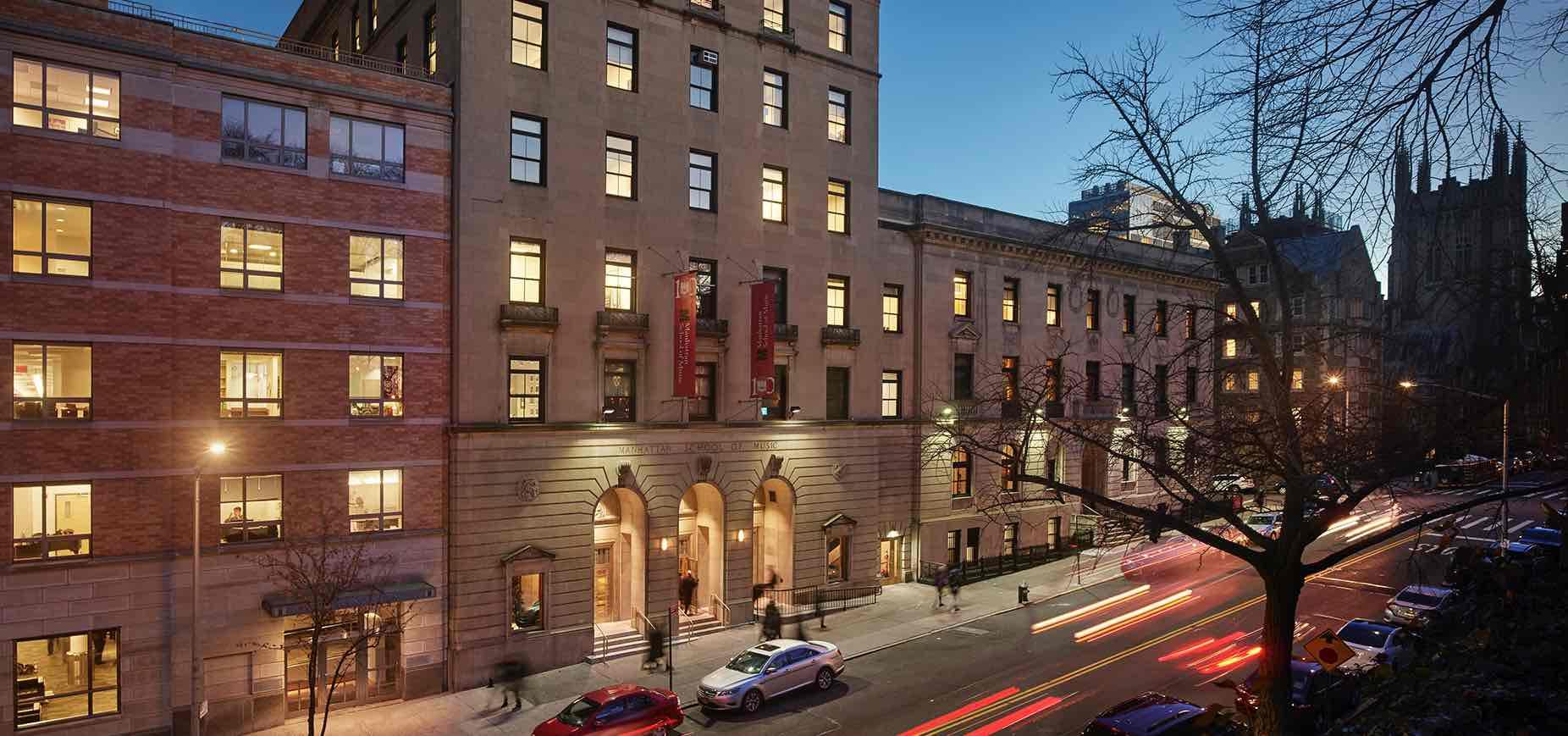 曼哈顿音乐学院
