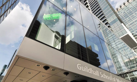 英国音乐留学 | Guildhall市政厅音乐与戏剧学院简要介绍
